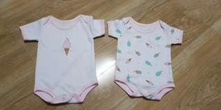 Baby Rustan's onesies P200 for the set