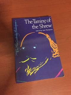 the taming of the shrew shakespeare