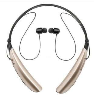 Brand New LG Tone Pro HBS 750 - Wireless Bluetooth Headset