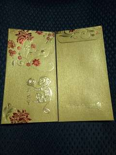 🐒Standard Chartered Priority Red Packets (2 or 6 nos)