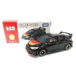 Tomica Shop Honda Civic Type R