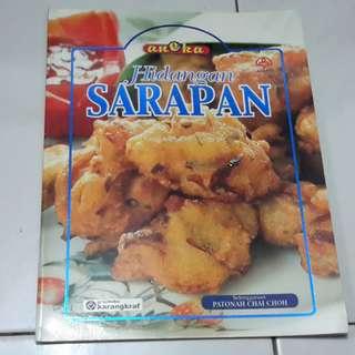 Buku Resipi: Hidangan Sarapan
