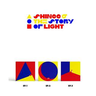 SHINEE - THE STORY OF LIGHT EP 2