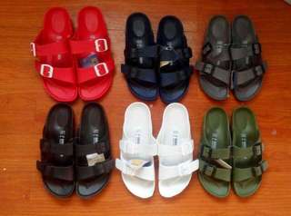 Birkenstock sandals 2 straps (Arizona)