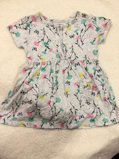 PreLoved - Carter's dress romper
