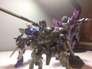 Gundam IBO+Build Fighters