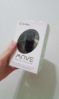 Archon move heat rate fitness tracker 運動手環 測心跳 可連接電話