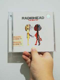 RADIOHEAD - The Best of (2CD)