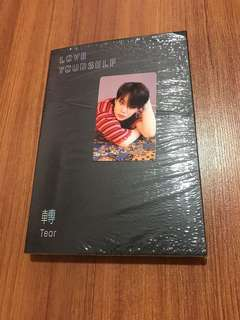 BTS LOVE YOURSELF 轉 'Tear' Unsealed Album with PC