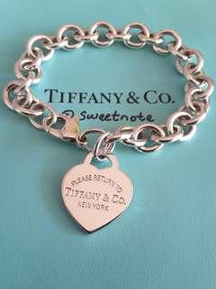Tiffany & Co Bracelet Heart Bracelet