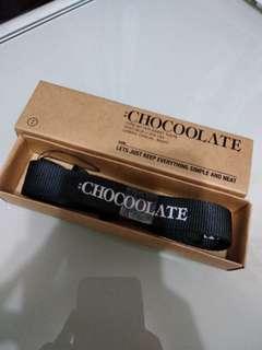 Chocoolate 相機帶