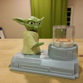Master Yoda Feel The Force