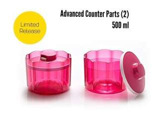 Tupperware Advanced Counter Parts