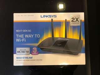 Linksys Max-Stream AC1900+MU-MIMO
