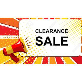 Urgent Cosplay Costume  & Wig Clearance