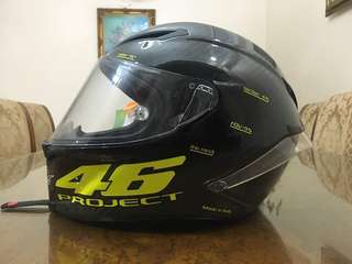 AGV PISTA PROJECT 46 (ORIGINAL)