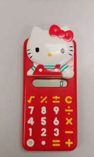 絶版 Sanrio Hello Kitty 計算機