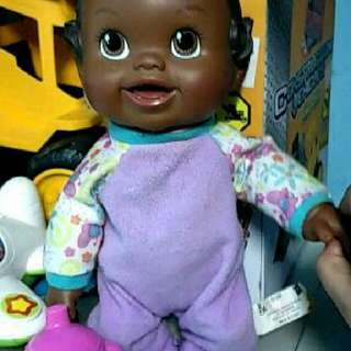 preloved Baby Alive Bouncing Baby