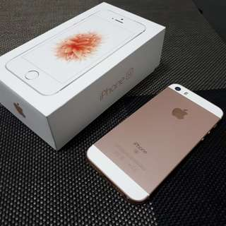 IPHONE SE FOR SWAP ONLY TO IPHONE 6S (FU)