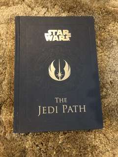 Star Wars The Jedi Path Hard Bound