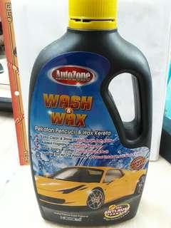 Car Wash & Wax- 1 Litre