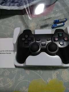 Wireless joystick