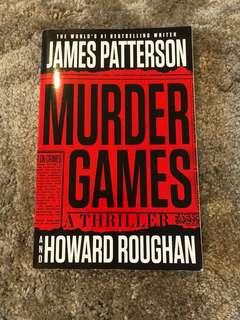 Murder Games James Patterson