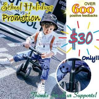 Balance Learner Bike for Kids Children
