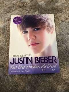 Justin Bieber Book