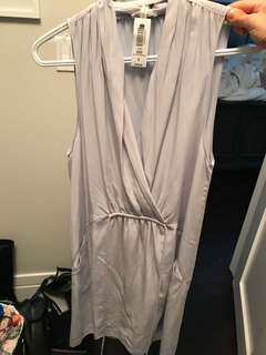 Aritzia Wilfred Sabine dress brand new