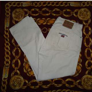 Polo Jeans Co. Straight Cut Pants