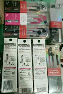 Earphone fresh from.japan