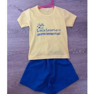 Little Learners Uniform x 2 sets (unisex)
