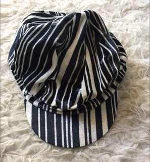 Zebra Mailman Hat