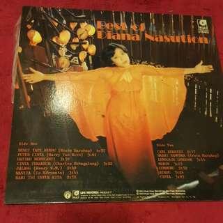 Vinyl Records/Piring Hitam
