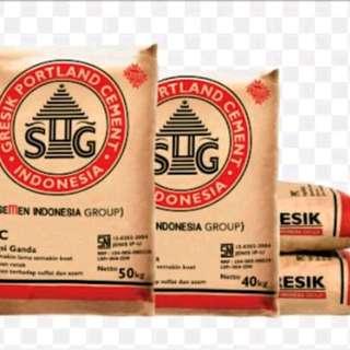 Semen Dan bahan bangunan Bisa Kredit Tanpa Dp