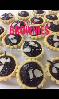 Tart brownies