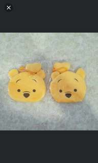 [INSTOCK CLEARANCE] Winnie the Pooh Keyring Holder.