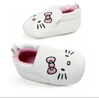 Kitty prewalker shoes