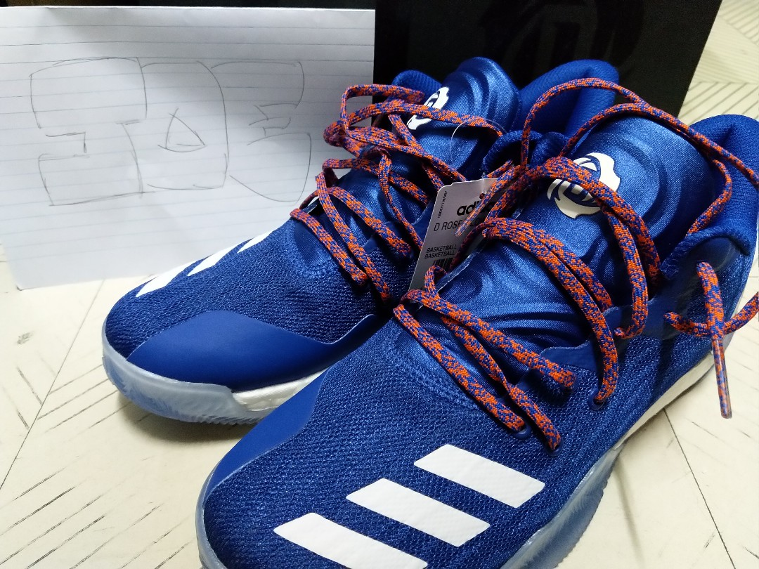 quality design 3f333 313a9 Adidas D Rose 7 low, Mens Fashion, Mens Footwear on Carousel