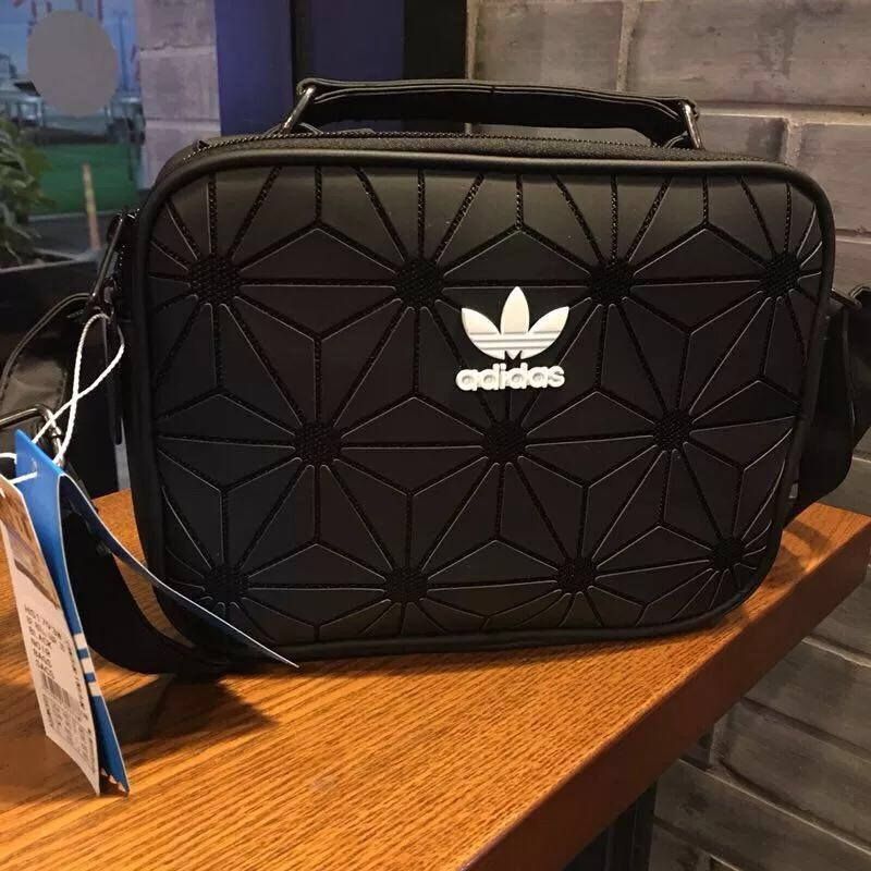 c220bf394fb3a3 Adidas Originals x Issey Miyake 3D Mesh Mini Airliner, Women's Fashion, Bags  & Wallets, Sling Bags on Carousell