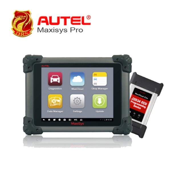 Autel ELITE / MS908P ECU coding and ECU programming for Benz ,BMW and Audi  Volkswagen