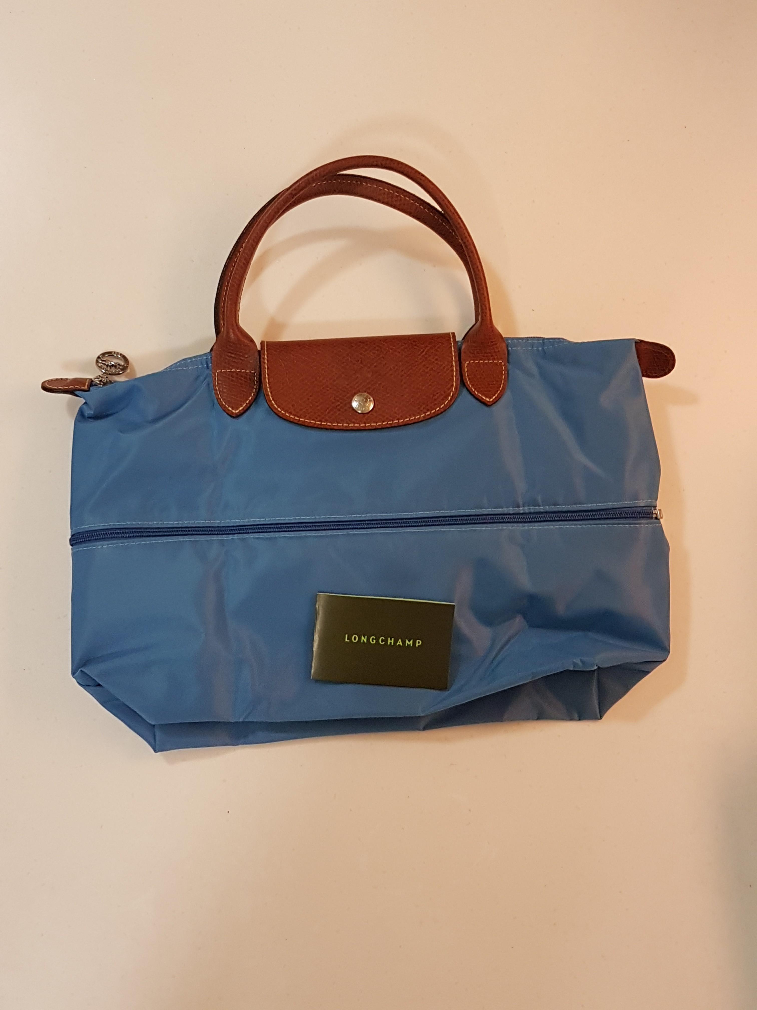 82cc191c7f Authentic Brand New Longchamp Le Pliage Expandable Bag, Luxury, Bags ...