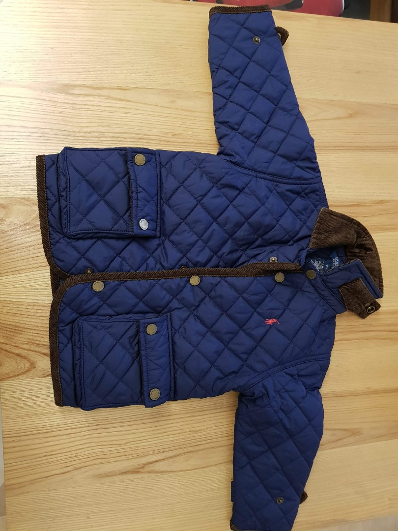 4d2e1247ed54f Authentic polo Ralph Lauren winter Jacket 18mo