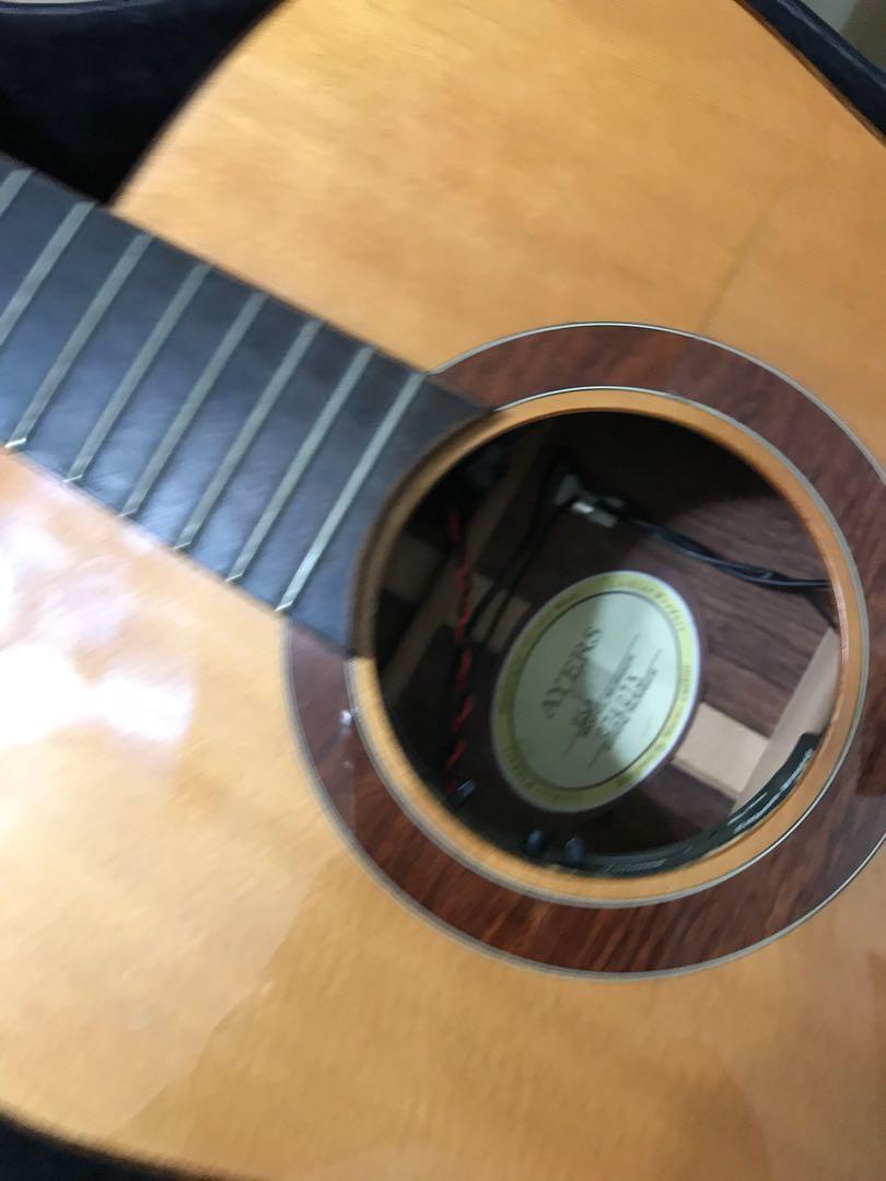 小岡樂器嚴選全單板吉他Ayers