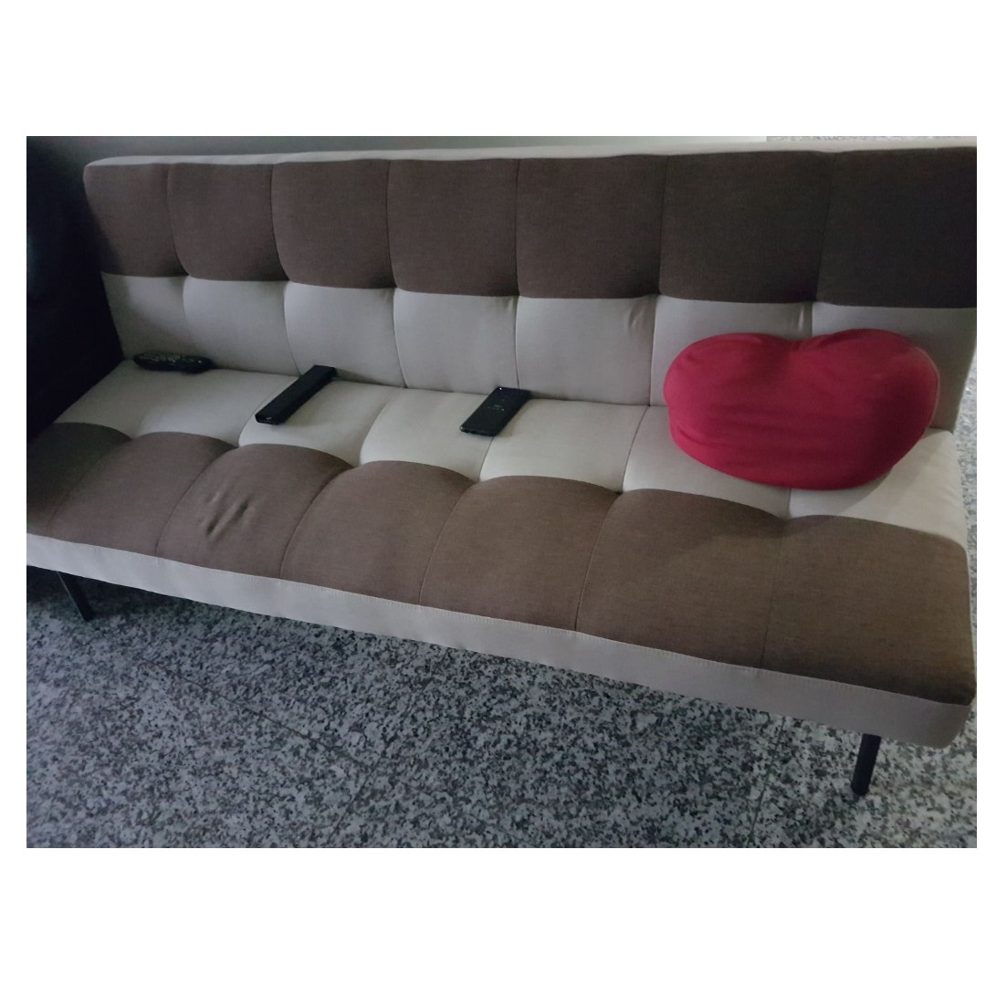 Bed Type Sofa Furniture Sofas On Carousell
