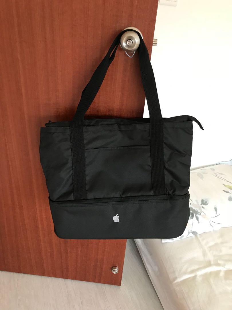 6b7d15dfcdd9 blessing Apple tote cooler insulated bag