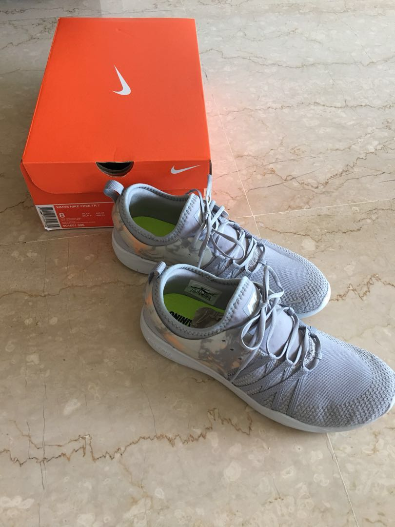 97d2ad1ef7d1 BRAND NEW Nike Women s Free TR7 trainers