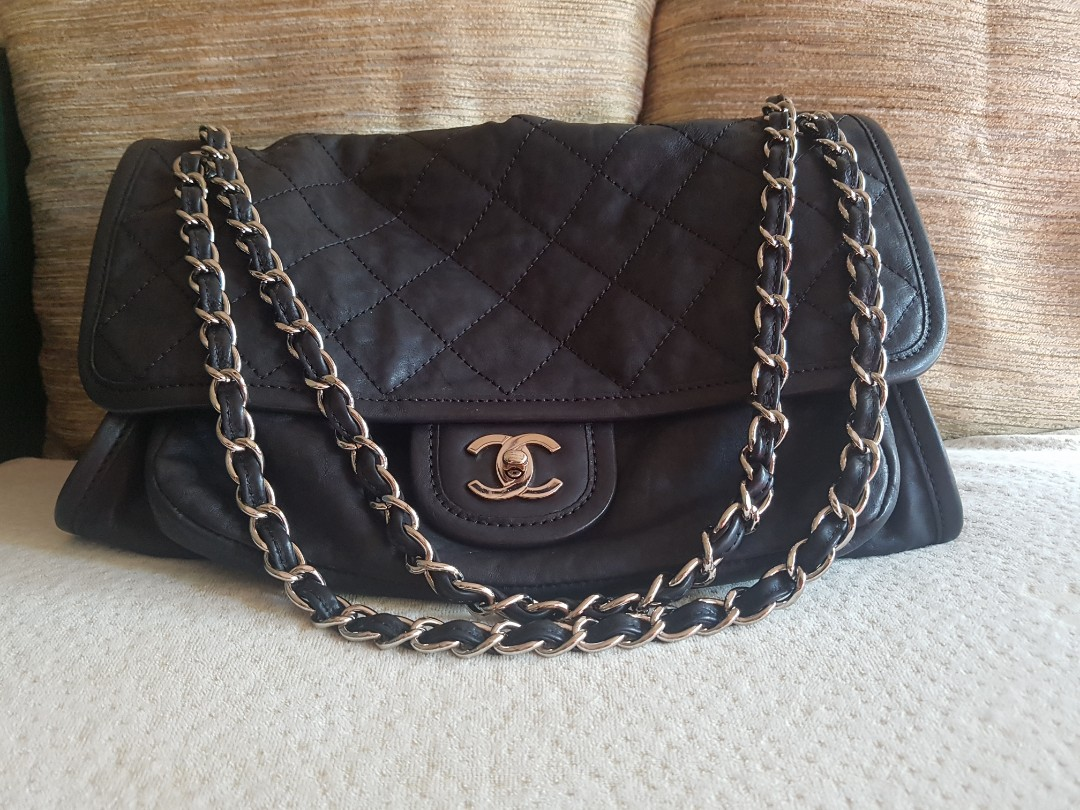 Chanel hobo bag (reduced), Luxury, Bags   Wallets, Handbags on Carousell 476d8ac66d