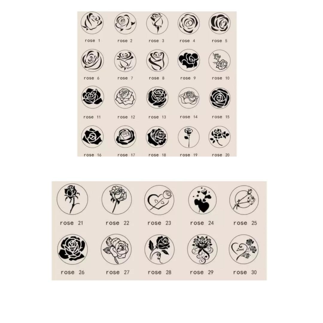 Choose from Logo Wax Seal Stamp Individual Company Logo Wedding Invite